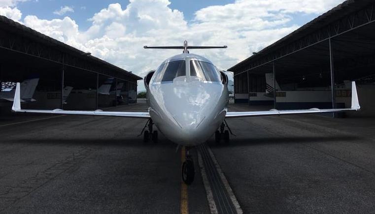 1990 Learjet 55C