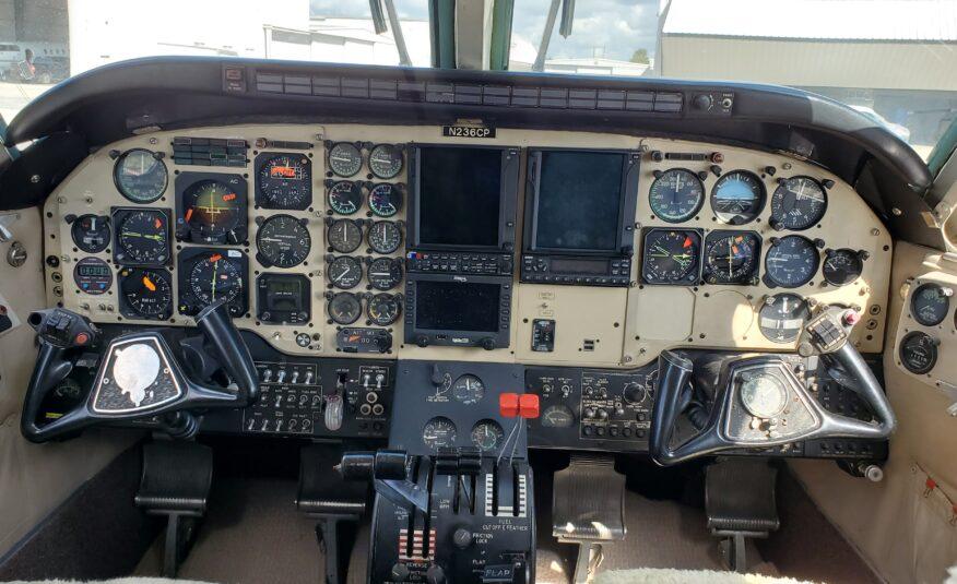 1976 King Air B100